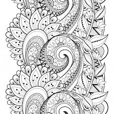 Flower Doodle Coloring Page Free PagesColoring BooksFlower