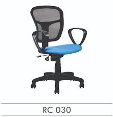 Extended Height Office Chair by Raja Furn Gallaxy