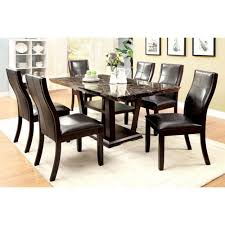 100 Sears Dining Table And Chairs Modern Style Dark Cherry Finish 5Piece Set By