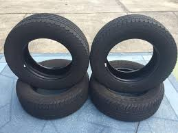 100 Used Truck Tires Best Set Of 4 Goodyear Fortera For Sale In Mount