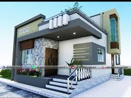 104 Home Designes Small House Design With Exterior Interior Walkthrough 2d Floor Plan