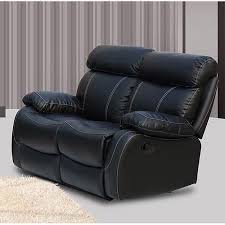 Primo International Chateau Bonded Leather Reclining Loveseat