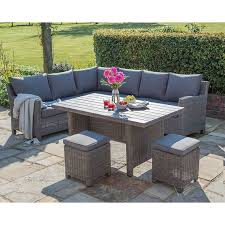 Kettler Palma Square Corner Outdoor Dining Set, Rattan/Taupe Tortuga Outdoor Portside 5piece Brown Wood Frame Wicker Patio Shop Cape Coral Rectangle Alinum 7piece Ding Set By 8 Chairs That Keep Cool During Hot Summers Fding Sea Turtles 9 Piece Extendable Reviews Allmodern Rst Brands Deco 9piece Anthony Grey Teak Outdoor Ding Chair John Lewis Partners Leia Fsccertified Dark Grey Parisa Rope Temple Webster 10 Easy Pieces In Pastel Colors Gardenista The Complete Guide To Buying An Polywood Blog Hauser Stores