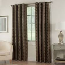Bed Bath And Beyond Curtains Draperies by Brookline Linen Curtain Drapery Panels Bestwindowtreatments Com