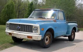Short Barn Find: 1972 Chevrolet C-10 Stepside Request Flat Blackrat Rod 6772s The 1947 Present Chevrolet 1972 Used Cheyenne Short Bed 72 Chevy Shortbed At Myrick Year Make And Model 196772 Subu Hemmings Daily 136164 C10 Rk Motors Classic Cars For Sale Trucks Home Facebook R Project Truck To Be Spectre Performance Sema Pin By Lon Gregory On Truck Ideas Pinterest 6772 Pickup Fans Photos Best Gmc Trucks Of 2017 Ck 10 Questions My 350 Shuts Off Randomly Going Wikipedia Its Only 67 Action Line Greens In Cameron