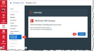 Mcgraw Hill Desk Copy by Rutgers University Integrating Mcgraw Hill Connect With Can