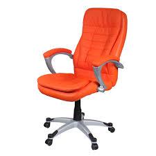 Modern Orange fice Chair Kaja By Jesper Chairs With Desk Design
