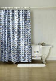 Vertical Striped Curtains Uk by Shower Curtains Blue White Shower Curtain Bathroom Ideas Blue