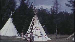 100 Flying Cloud Camp Vintage Video