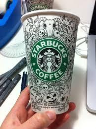 326 Best Starbucks Cup Art Images On Mzayat