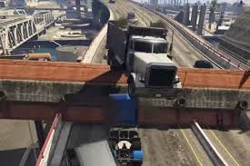 Insane GTA V Ramp Truck Mod Inspires Terror And Laughter | Digital ... Finnegans Garage Ep4 A New Bed Floor For The Ramp Truck Youtube Just Car Guy Cool Unusual Flatbed Truck Ramp Lowering Innovations 2013 Discount Ramps Big Boy Ii Atv And Xside Review Alinum Trucks Vans Loading Inlad Amazoncom Black Widow Afl9012 Folding Motorcycle1 Pack Accessory Muck Gemplers Product Test Madramps Dirt Wheels Magazine Quad For Box Pictures Omega 93201 Wide 20 Ton Capacity Hot Wiki Fandom Powered By Wikia Mike Box Snowmobile