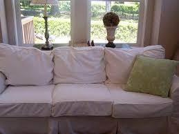The Pottery Barn Basic Slipcovered Sofa Saga & Confessions The