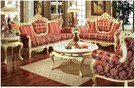 Italian Living Room Set French Provincial Formal Antique Style