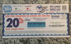 Bed Bath And Beyond $5 Coupon - COUPON Bath And Body Works Coupon Promo Code30 Off Aug 2324 Bed Beyond Coupons Deals At Noon Bed Beyond 5 Off Save Any Purchase 15 Or More Deal Youtube Coupon Code Bath Beyond Online Coupons Codes 2018 Offers For T Android Apk Download Guide To Saving Money Menu Parking Sfo Paper And Code Ala Model Kini Is There A For Health Care Huffpost Life Printable 20 Percent Instore
