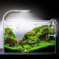 slim led aquarium lights led plants grow light 5w 10w 15w