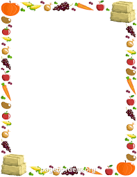 Free fall borders clip art page borders and vector graphics 3
