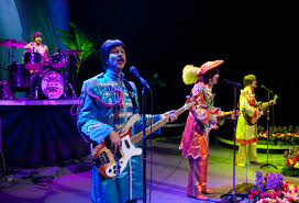 Beatles Help Lava Lamp by Beatles Reign Continues With A Tribute Called U201crain U201d The