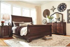 Porter King Sleigh Bed by Bedroom Furniture In Mesa Az Ashley Bedroom Furniture