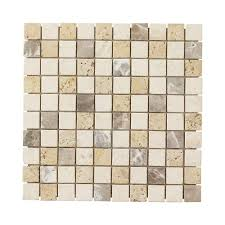 Jeffrey Court Mosaic Tile by Jeffrey Court Infusion 11 7 8 In X 12 In X 8 Mm Glass Brick