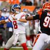 Giants' Daniel Jones bounces back from adversity in big way vs. Bengals | QB Report Card