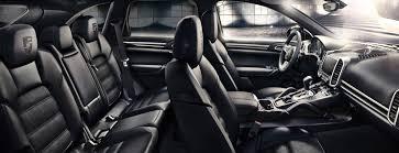 The Porsche Cayenne Interior is Your Luxurious Haven