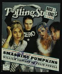 Smashing Pumpkins Album Covers by Online Sports Memorabilia Auction Pristine Auction
