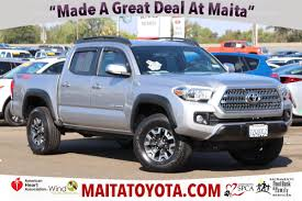 Used Certified One-Owner 2017 Toyota Tacoma TRD Offroad In ... Used Lumber Racks Truck For Sacramento Custom Trucks Photo Auburn Sacramento Rhnalmotorpanycom Norcal Cheap Small Custom Truck Accsories Reno Carson City Folsom 28 Luxury Trucks Craigslist Autostrach 2016 Freightliner Scadia Tandem Axle Sleeper For Sale 9045 Exclusive Pets In Sales Monarch Buick Gmc Elk Grove Car Dealer Best Of 1969 Intertional Transtar 400 New Win Tickets To This Weekends Monster Jam Sacramentokidsnet 2005 Altec Ta45m Ca 5004417532 Equipmenttradercom About Lifted Pickup For Sale Our Process Why