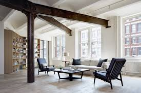 100 New York Loft Design Minimal Lovers Will Absolutely Love This