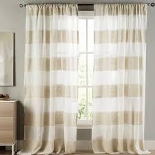 Striped Curtain Panels 96 by Laurel Foundry Modern Farmhouse Grandois Curtain Panels Size 38