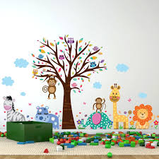 trees and flower wall decals you ll love wayfair