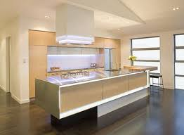 make your kitchen look modern with installing contemporary kitchen