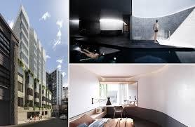 100 Tzannes Associates Designs Distinctive New Hotel For Inner City Sydney