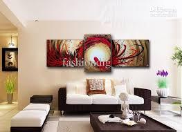 Wall Painting Abstract Phoenix Oil Canvas Modern Home Office Hotel Art Decor Handmade