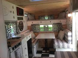Remodeling Ideas Gorgeous Galley Remodel Vintage Campers Rhcuragcom Camper Interior Best Of Wonderful Rhcreativemaxxcom