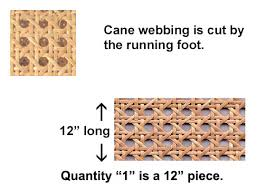 Recane A Chair Seat by Pre Woven Cane Webbing Cane Webbing Kits Spline U0026 Wedges Page