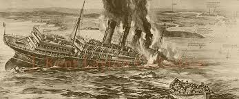 When Did Lusitania Sink by Lusitania Home Atlantic Liners