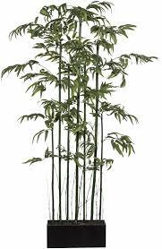 creativ green kunstbambus bambus raumteiler