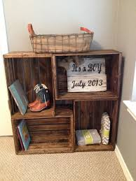 Crates Bookshelf Love This David Donnelly Might Be My Next Project For You