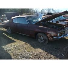 100 Pontiac Truck 1971 Lemans Parts Call For Complete Price CustomMags