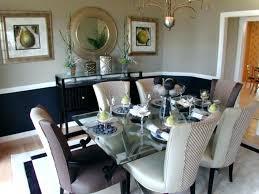 Mesmerizing Formal Dining Room Decorating Ideas Wall Decor Shining Inspiration