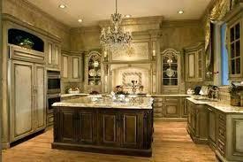 Italian Style Kitchen Cabinets Old World Kitchens Rustic Design Ideas
