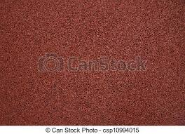 Red Rubber Surface Children Playground Colored Floor Detail