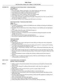 Videographer Resume Samples   Velvet Jobs Writing Finance Paper Help I Need To Write An Essay Fast Resume Video Editor Image Printable Copy Editing Skills 11 How Plan Create And Execute A Photo Essay The 15 Videographer Sample Design It Cv Freelance Videographer Resume Sample Samples Mintresume 7 Letter Setup Template Best Design Tips Velvet Jobs Examples Refference