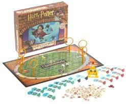 So I Snagged The Harry Potter Quiditch Board Game At A Freecycle Night Church