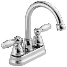Leaky Delta Faucet Handle by Bathroom Faucets Two Handle Bathroom Faucet Repair Dripping Ebay