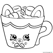 Petkins From Season 4 Coloring Pages Printable