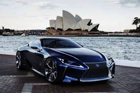 Elegant Lexus Most Expensive Sport Car in Inspiration to Auto Cars