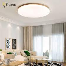 holz led decke beleuchtung decke len für die wohnzimmer kronleuchter decke für die halle moderne decken le hohe 5cm
