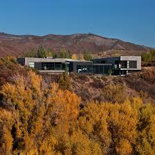 100 Mountain Architects Aspen Retreat By CCY Overlooks Dramatic Mountainous Scenery