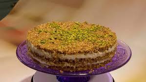 kadayifli tatli türkischer pudding